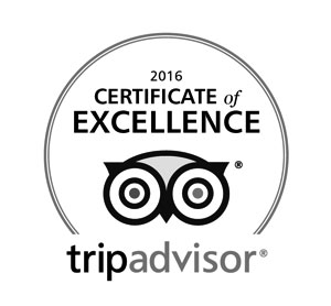 The White Hart Inn Ufton Certificate of Excellence 2016