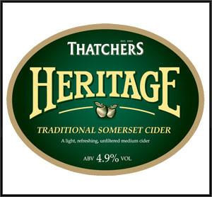 Thatchers Heritage Cider